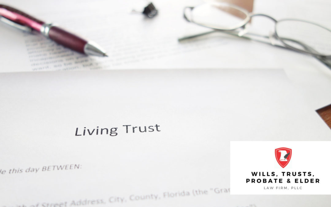 would a revocable living trust provide protection to my assets